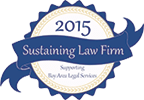 2015 Bay Area Legal Sustaining Law Firm