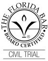 The Florida Bar, Board Certified, Civl Trial