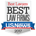 Best Law Firms Badge 2017