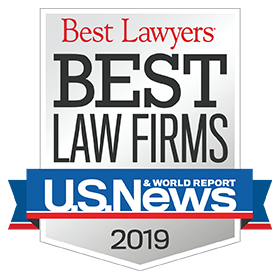 2019 Best Lawyers Best Law Firms